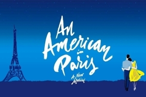Cast Members from <i>An American in Paris</i>