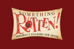 Cast Members from <i>Something Rotten!</i>