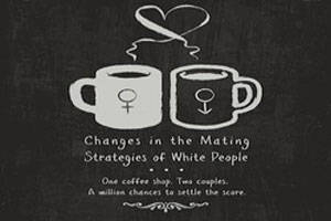 Changes in The Mating Strategies of White People