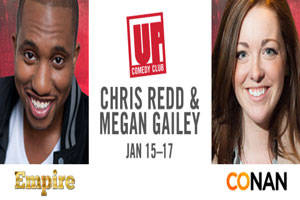 Chris Redd & Megan Gailey