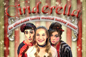 Cinderella - A Family Holiday Panto!
