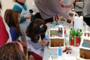 Citarella Gingerbread House Decorating Workshop