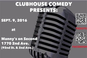 Club House Comedy Show