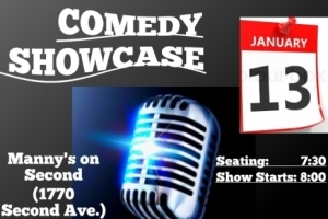 Club House Comedy Showcase