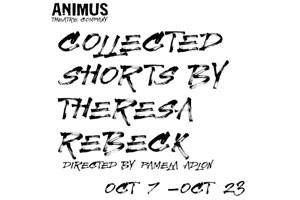 Collected Shorts by Theresa Rebeck