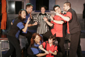 ComedySportz Labor Day Weekend Celebration
