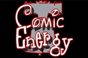 Comic Energy TV Series Taping