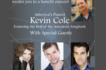 Concert Featuring Kevin Cole with Brian d'Arcy James, Klea Blackhurst, and Ryan VanDenBoom