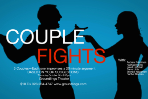 Couple Fights