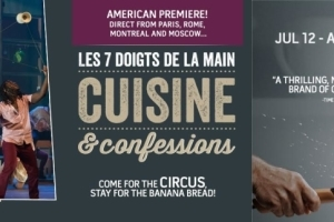 Cuisine and Confessions