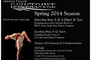Damagedance Spring 2014 Season