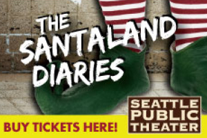 David Sedaris' The Santaland Diaries