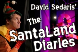 David Sedaris's The SantaLand Diaries