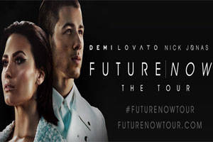 Demi Lovato and Nick Jonas - Future Now: The Tour