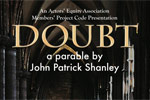 Doubt -- A Parable