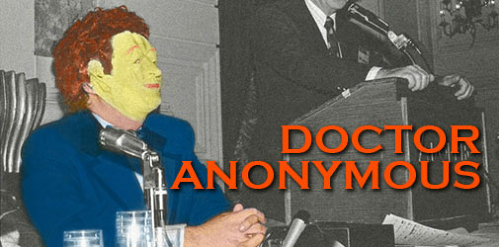 Dr. Anonymous