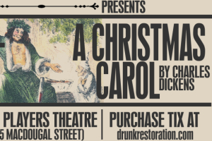Drunk Restoration Comedy's A Christmas Carol