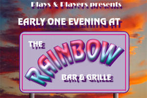 Early One Evening At The Rainbow Bar and Grille