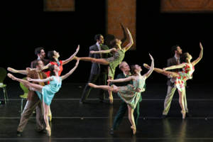 Echoes of Russian Ballet