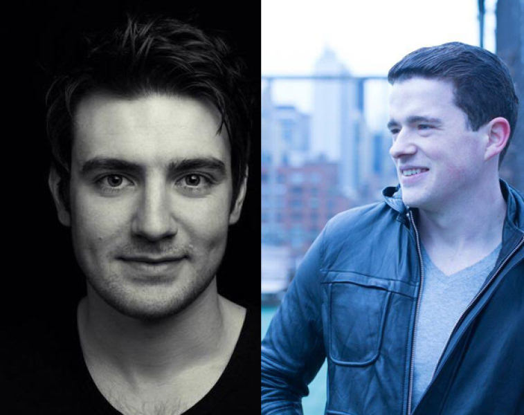 Emmett O'Hanlon and Emmet Cahill: Christmas in New York