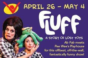 Fluff: A Story of Lost Toys