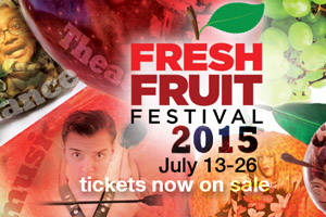 Fresh Fruit Festival 2015
