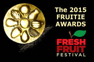 Fresh Fruit Festival annual AWARDS 2015