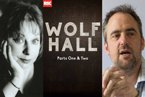 From Book to Broadway: A Conversation with Wolf Hall's Hilary Mantel and Director Jeremy Herrin