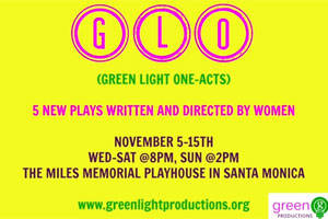 GLO (Green Light One-Acts)