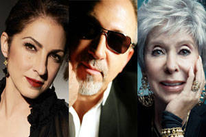 Gloria and Emilio Estefan in Conversation with Rita Moreno