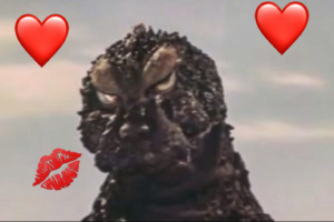 Godzilla Vs. My Ex-girlfriends: A Playwrighting Collective Party