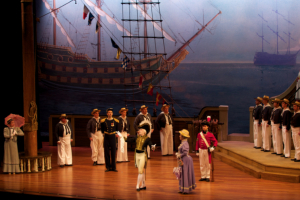 Grandparents Day at the New York Gilbert & Sullivan Players