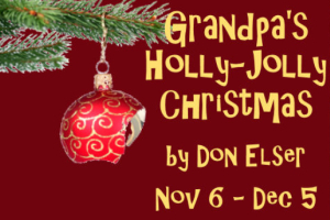 Grandpa's Holly-Jolly Christmas
