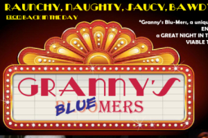 Granny's Blue-mers