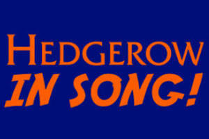 Hedgerow in Song: Love Songs