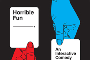 Horrible Fun-Based on Cards Against Humanity