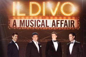Il Divo - A Musical Affair: The Greatest Songs Of Broadway Live