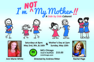 I'm NOT My Mother!!