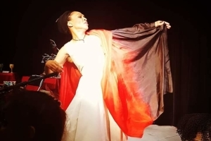 International Human Rights Day Celebration of Woman's Power in Music and Dance
