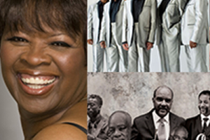 Irma Thomas, The Blind Boys of Alabama, & The Preservation Legacy Quintet