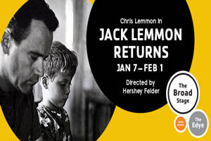 Jack Lemmon Returns