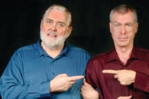 Jim Brochu & Steve Schalchlin: New York Cabaret's Greatest Hits