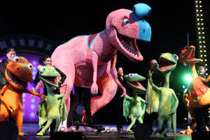 Jim Henson's Dinosaur Train Live!