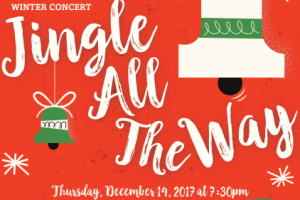 Jingle All the Way: Down Town Glee Club Winter Concert