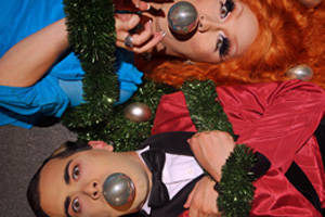 Jinkx Monsoon & Major Scales: Unwrapped 2014