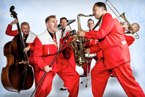 Jive Aces Holiday Show