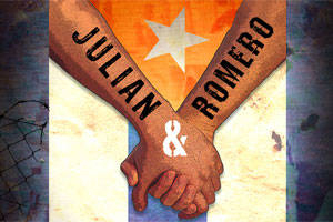 Julian and Romero