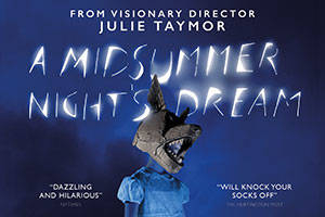 Julie Taymor's A MIDSUMMER NIGHT'S DREAM Screening