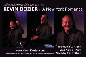 Kevin Dozier - A New York Romance
