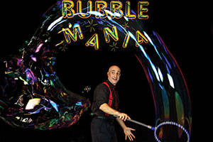 KidFEST: BubbleMania: Comedy… With a Drip!